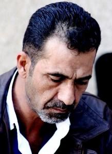 Journalist Tahseen Al-Zergani.