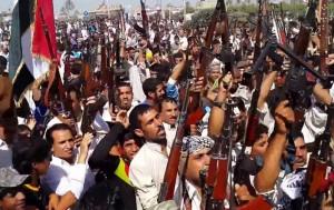 عراقيون يطالبون الحكومات بوضع ضوابط خاصة بالمكاتب المسلحة وكشف انتماءاتها