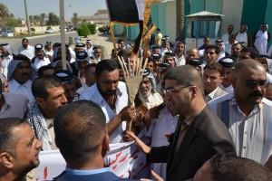 مزارعون عراقيون يحذرون من انتفاضة تقلب الطاولة على الجميع