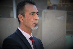 Journalist Tahseen AlZrikiny